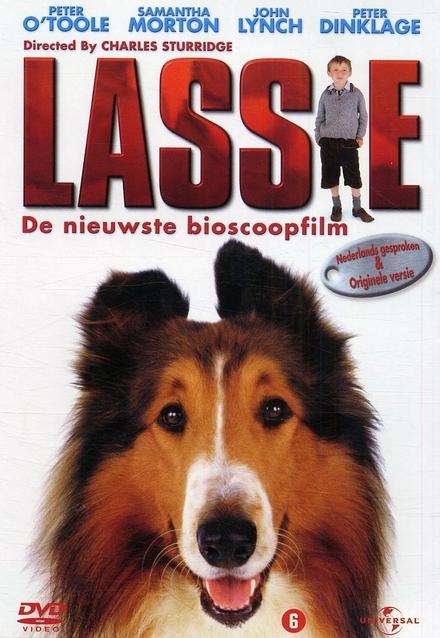 Lassie : de nieuwste bioscoopfilm