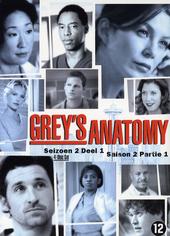 Grey's anatomy. Seizoen 2