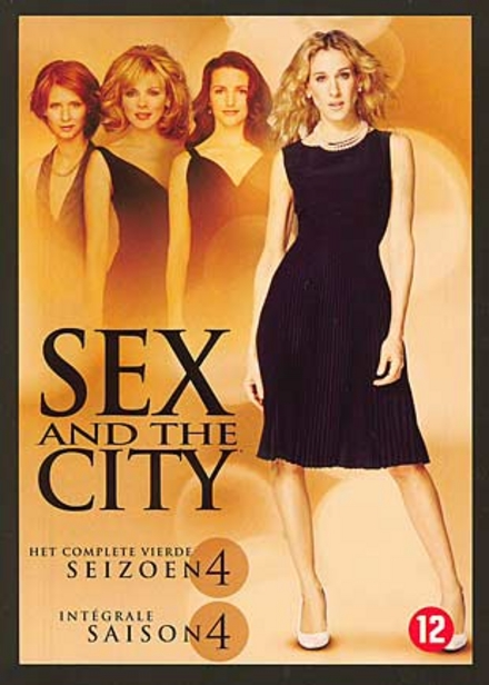 Sex and the city. The complete season 4