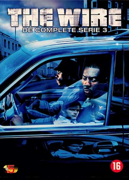 The wire. De complete serie 3