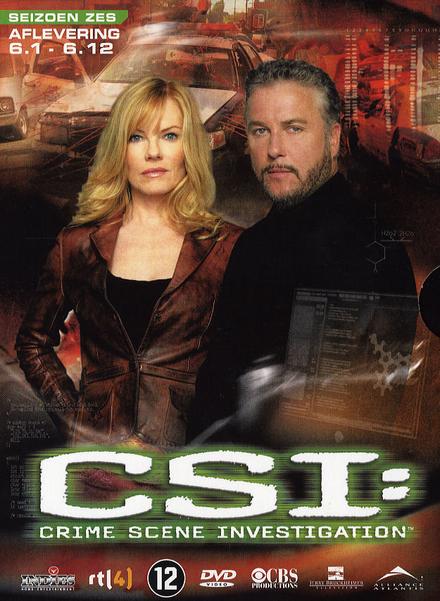 CSI. Seizoen 6