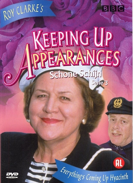Keeping up appearances. Serie 3