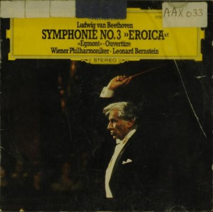 "Symphonie no.3 op.55 ""Eroica"""