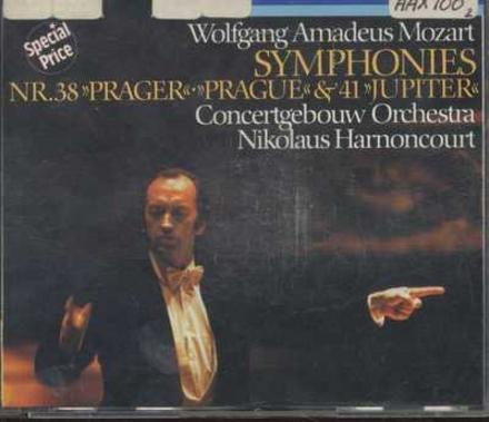 Symphonie Nr.38 D-dur