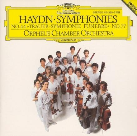 """Symphonie Hob.I: 44 """"Trauersymphonie"""""""