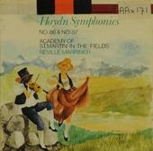 Symphony in D, H.I no.86