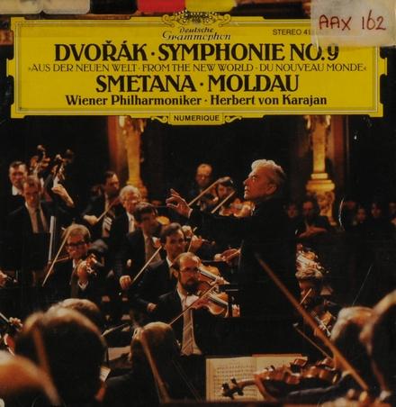 """Symphonie no. 9 op. 95 """"Aus der neuen Welt"""""""