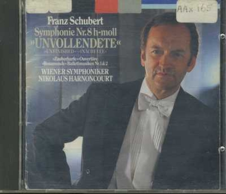 "Symphonie Nr.8 h-moll, D.759 ""Die Unvollendete"""
