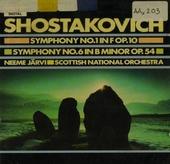 Symphony no.1 in F op.10 (1925)