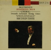 """Symphony no.9 in d minor, op.125 """"Choral"""""""