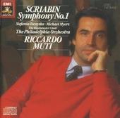Symphony no.1 in E major, op.26