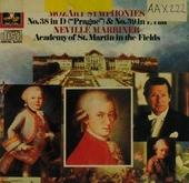 "Symphony no.38 in D major (""Prague"")"