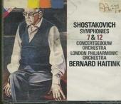 Symphonies 12 & 7