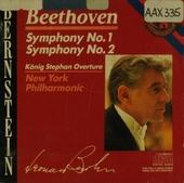 Symphony no.1 in C major, op.21