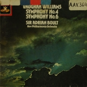 Symphony no.4 in f minor