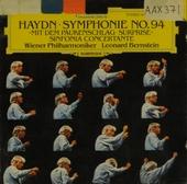 "Symphonie Hob.I:94 ""Mit dem Paukenschlag"""