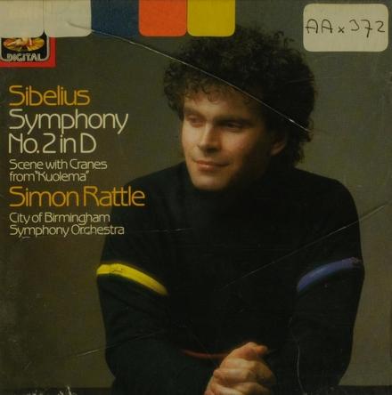 Symphony no.2 in D major op.43