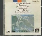 Symphony no.7 Sinfonia Antarctica
