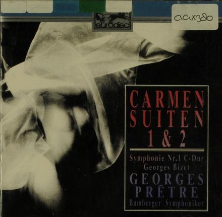 Carmen-Suiten Nr.1 & 2