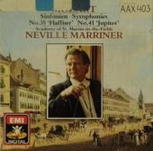 "Symphony no.41 in C major, KV.551 (""Jupiter"")"