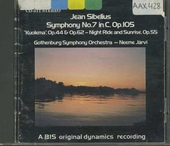 Symphony no.7 in C, op.105