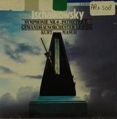 """Symphonie nr.6 h-moll, op.74 """"Pathétique"""""""