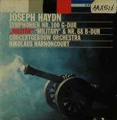 """Symphonien Nr.100 """"Militaire"""" & Nr. 68"""