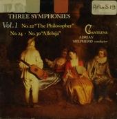 Symphony no.24 in D major
