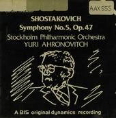 Symphony no.5, op.47
