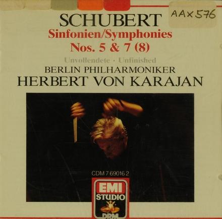Symphony no.5 ; Symphony no.8