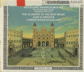 The symphonies Vol. IV, Salzburg 1773-1775. vol.4