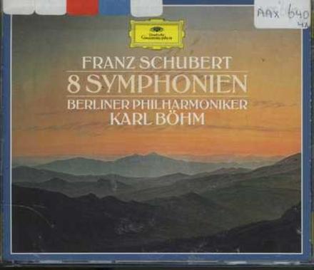 8 Symphonien