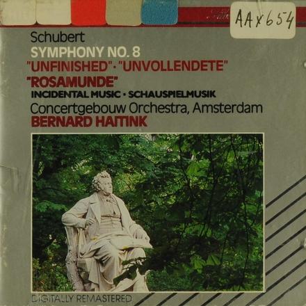 Symphony no.8 in b minor