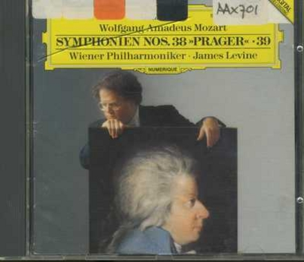 """Symphonie no.38 KV 504 """"Prager"""""""