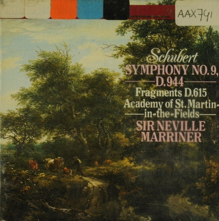 """Symphony no.9 in C, D.944 """"The great"""""""