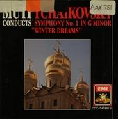 """Symphony no.1 in g minor, op.13 (""""Winter dreams"""")"""