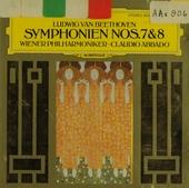 Symphonien Nos. 7 & 8