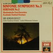 Symphony no.3 in F