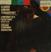 "Symphony no.6 in b minor, op.74 (""Pathetique"")"