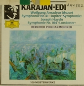 "Symphonie no.41 KV 551 ""Jupiter"""
