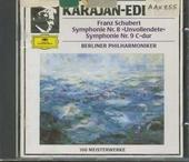 """Symphonie no.8 D 759 """"Unvollendete"""" ; Symphonie no.9 D 944"""