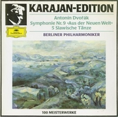 """Symphonie no.9 op.95 """"Aus der neuen Welt"""""""
