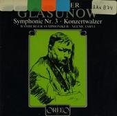 Symphonie Nr.3 D-Dur op.33