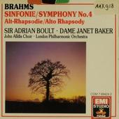 Symphony no.4 in e minor