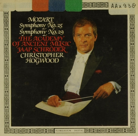 Symphony no.25 . Symphony no.29