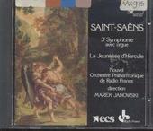 Symphonie no.3 avec orgue