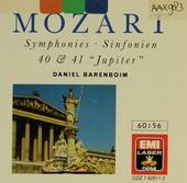 Symphony no.40 in g minor, K.550