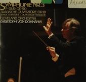 Symphonie nr.3 F-dur, op.90