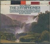 The 3 symphonies