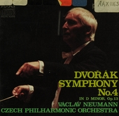 Symphony no.4 in d minor, op.13